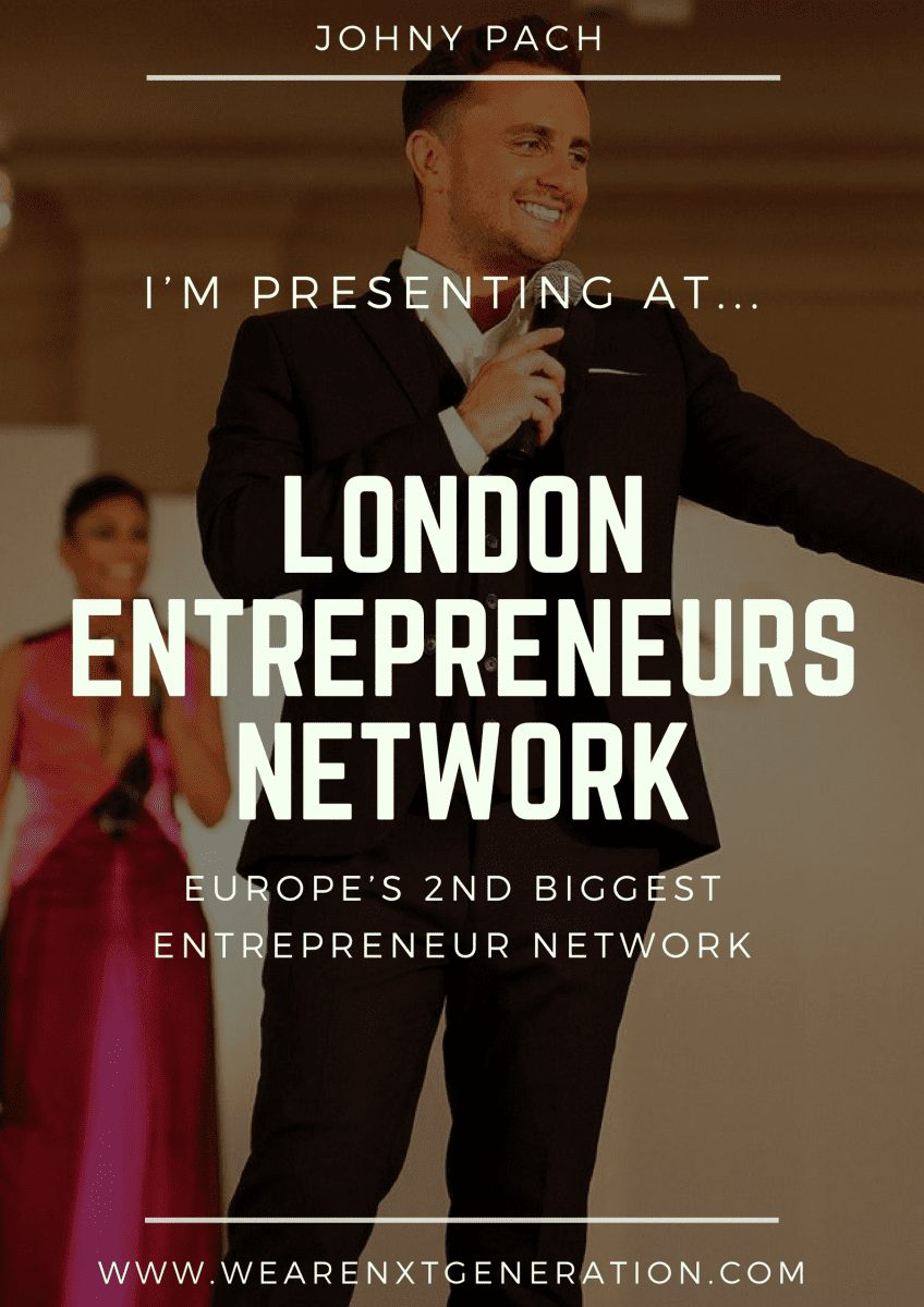 NXT Generation are hosting the UK's 5th Biggest Entrepreneurs & Business Network this Wednesday 29th August!