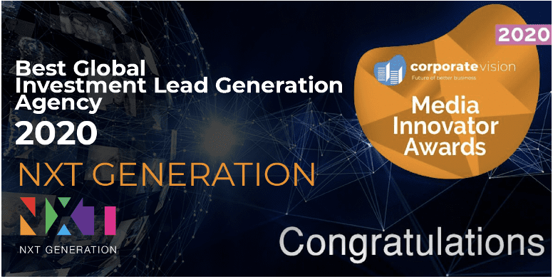 Best Global Investment Lead Generatin Agency 2020