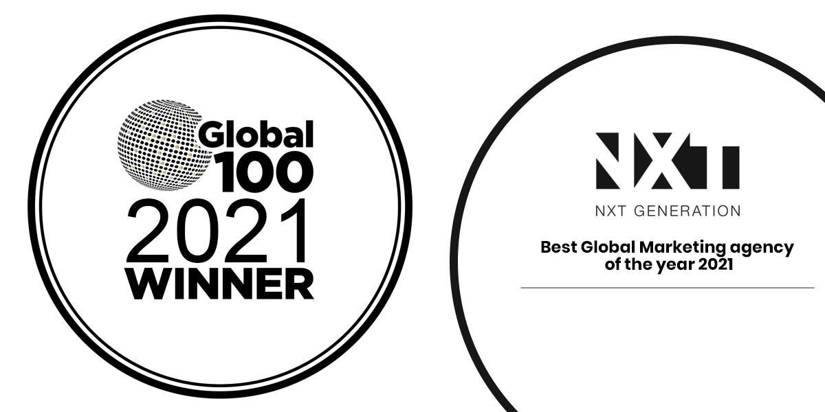 Best Global Marketing Agency Award Winner 2021
